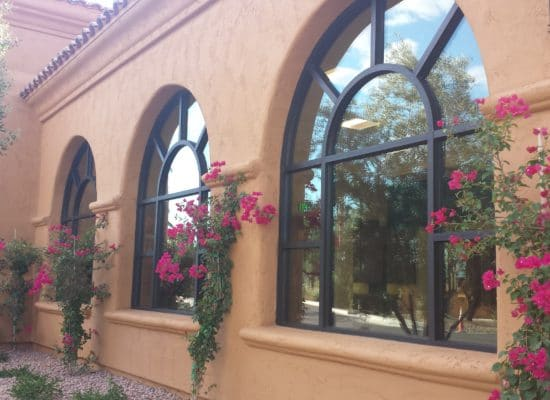 Custom residential windows
